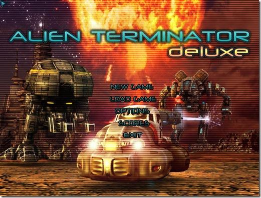 حصريا مع لعبة الاكشن والاثارة Alien Terminator بحجم صغير 40 MB